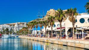 Puerto Alicante Top fine